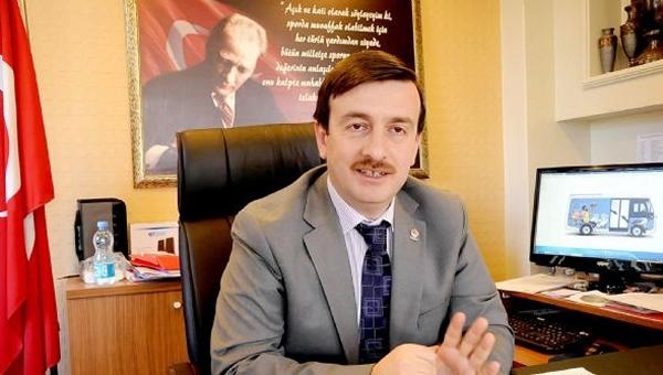 Spor Genel Müdürlüğü'ne Ömer Altunsoy vekalet edecek..