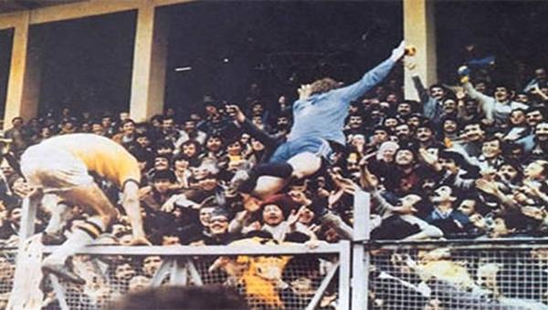Ankaragücü 34 yıl önce bugün o kupayı aldı