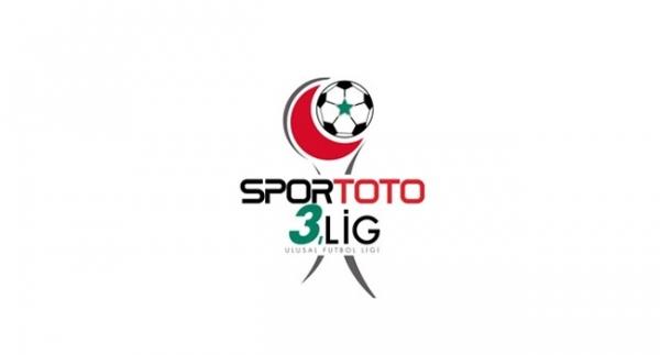 Spor Toto 3. Ligde sonuçlar