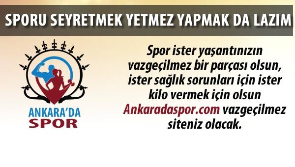 ankaradaspor.com 1 Ocak'ta yayın hayatına başlıyor...