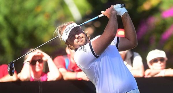 Golfte birincilik Dubuisson'un