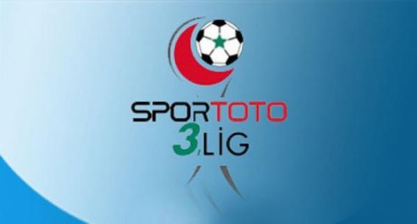 3.Lig'de 33. haftanın sonuçları