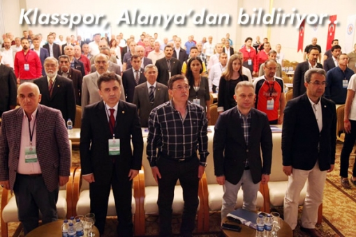 AASKF 14.Başkanlar Kurulu yapıldı...