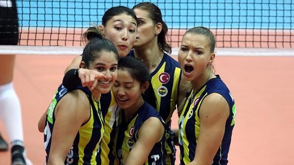 Fenerbahçe set vermedi!