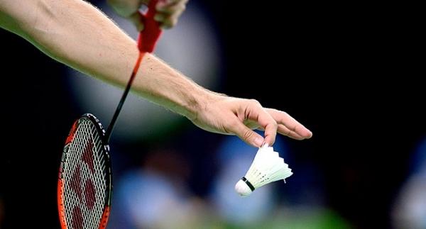 Badmintonda milli heyecan