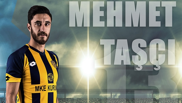 Ankaragücü'nde en kıdemli oyuncu: Mehmet Taşcı