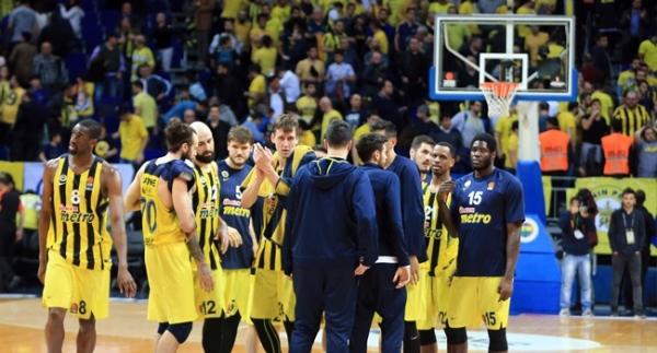 Daçka yenildi, Fenerbahçe play-off'ta!