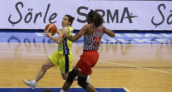 Fenerbahçe'den 28 sayı fark!