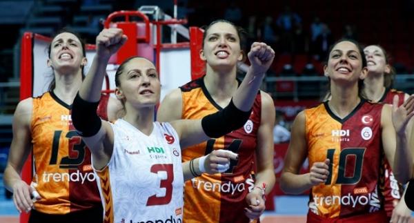 Galatasaray avantaj yakaladı