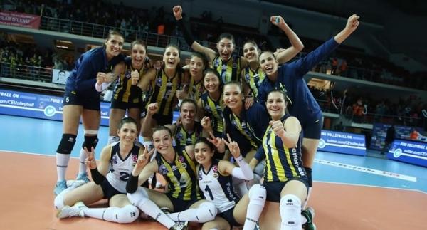 İlk raunt Fenerbahçe'nin