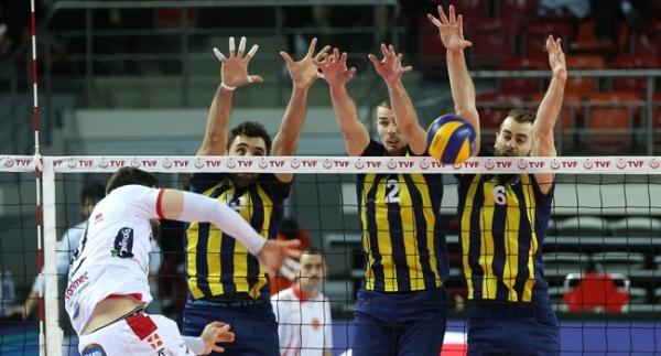 Galibiyet Fenerbahçe'ye yetmedi!
