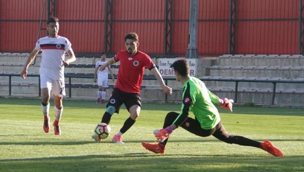 Gençlerbirliği, U21 takımını 5 golle geçti