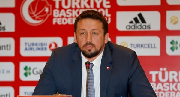 Türkoğlu'dan hakem açıklaması