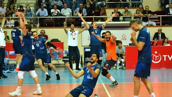 Ankara'nın yeni ve taze şampiyonu: Halkbank