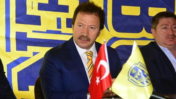 """Yiğiner: """"Ankara'ya katacağımız değerin karşılığını istiyoruz"""""""