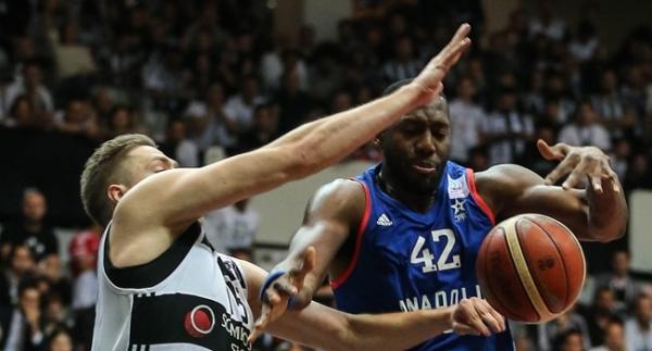 Beşiktaş, Anadolu Efes'i devirdi