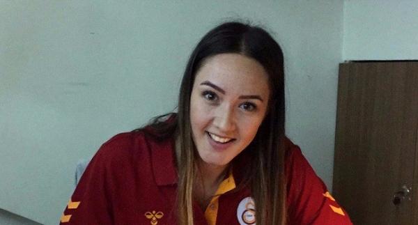 Cansu Çetin, Galatasaray'da