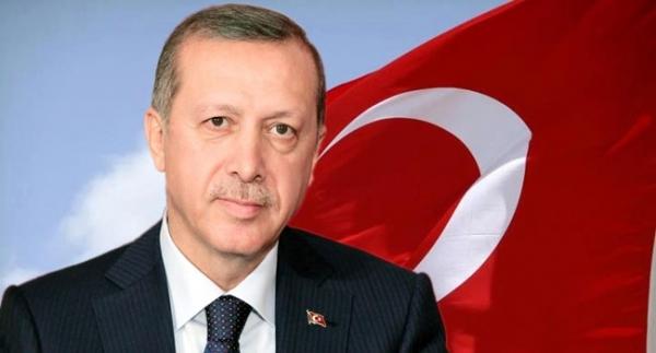 Cumhurbaşkanı Erdoğan, Burak Uygur'u tebrik etti