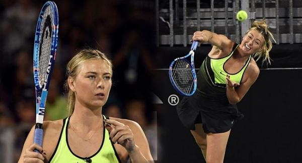 Fransa'dan Sharapova'ya veto!
