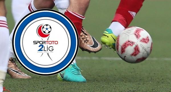 Spor Toto 2. Lig'de gözler play-off'ta