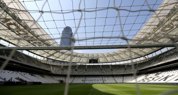 """TFF de Arenaları, """"Stadyum"""" yaptı"""