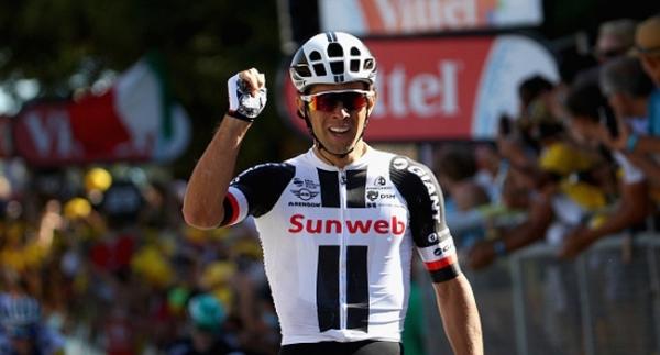 14. etabı Matthews kazandı