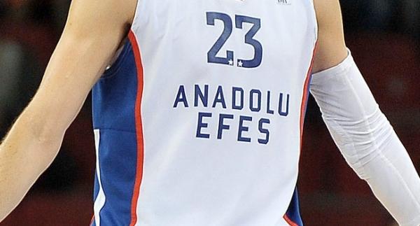 Anadolu Efes'e Hırvat forvet