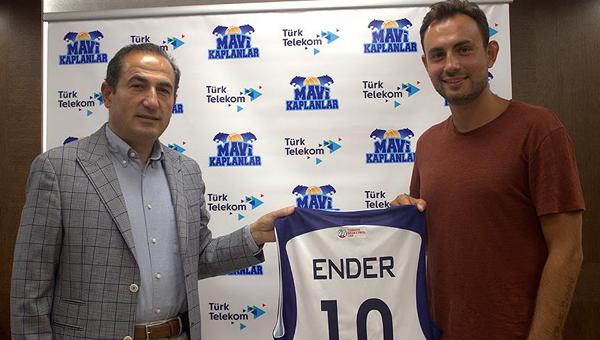 Ender Arslan, Türk Telekom'da
