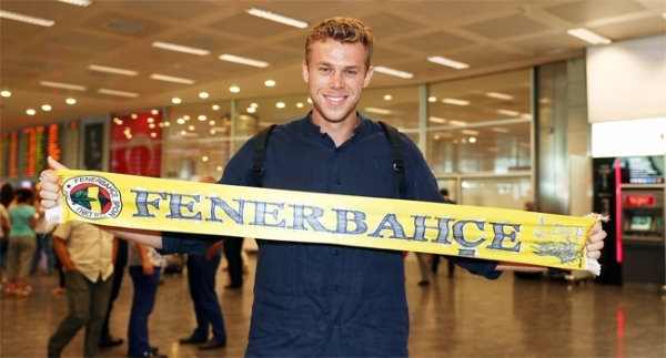 Fenerbahçe Doğuş'un yeni yıldızı İstanbul'da