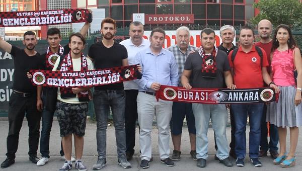 """Gençlerbirliği taraftarlarından ortak çağrı: """"Ankara'da oynayalım"""""""