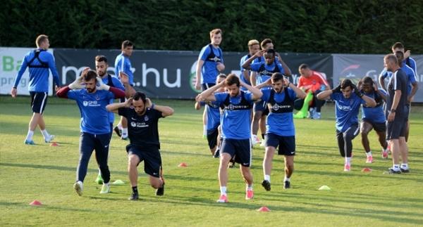 Trabzonspor'un kampından notlar