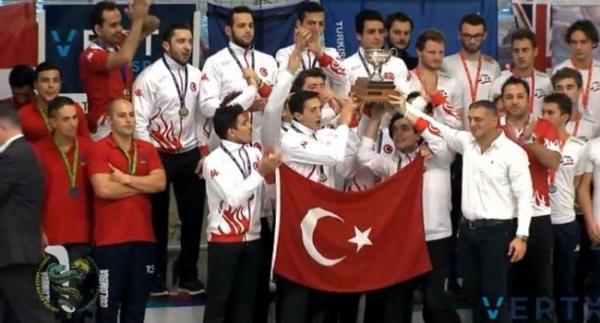 Türkiye yeniden Dünya Şampiyonu