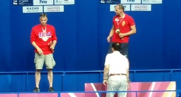 Ahmet Nakkaş'tan dünya şampiyonluğu