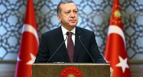 Cumhurbaşkanı Erdoğan'dan Nakkaş'a kutlama