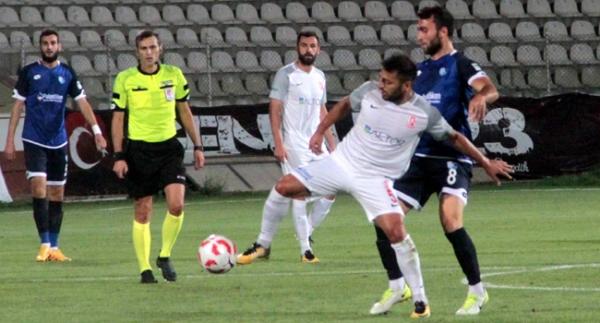 Elazığ'da muhteşem maç: 7 gol