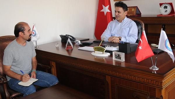 """Kandazoğlu: """"Futbolun Başkenti de Ankara olmalı"""""""
