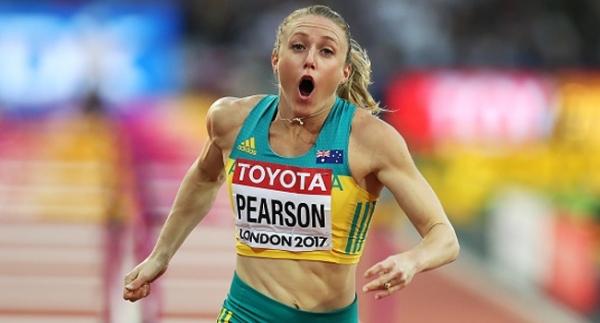 Sally Pearson dünya şampiyonu oldu