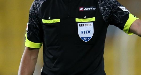 TFF 1.Lig'de haftanın hakemleri