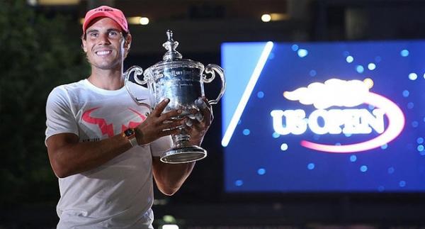 ABD'de şampiyon Nadal