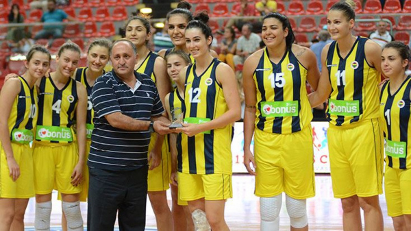 AGÜ Spor - Fenerbahçe: 68-82