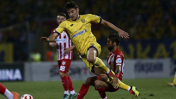 Ankaragücü - Samsunspor maçından anekdotlar