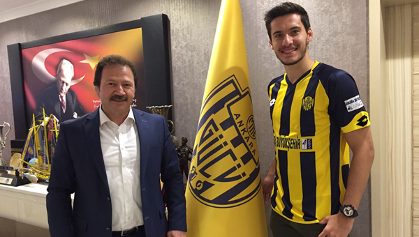 """Ankaragücü, """"Umut""""una kavuştu"""