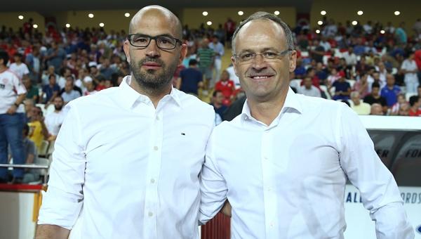 Antalyaspor - Osmanlıspor maçı sonrası