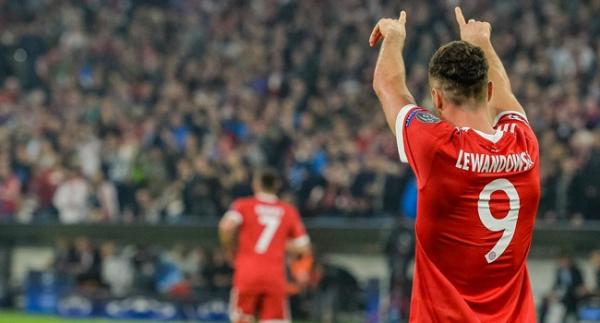 Bayern Münih evinde kazandı