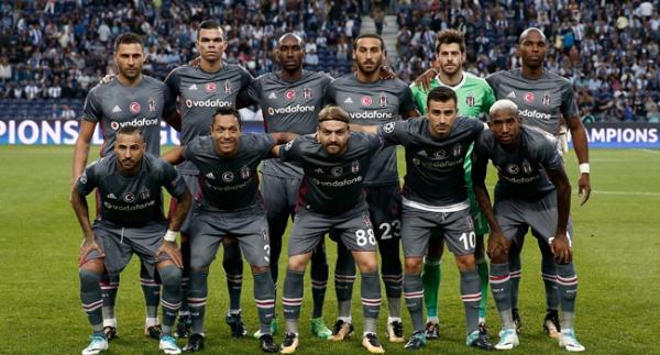 Beşiktaş, Avrupa'da 198. maçına çıkıyor