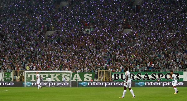 Bursa'yı rekor heyecanı sardı