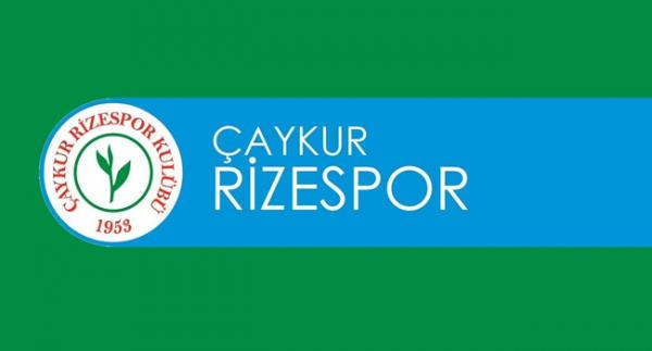Çaykur Rizespor'da rehavet uyarısı