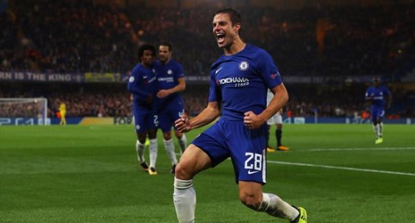 Chelsea'den gol yağmuru