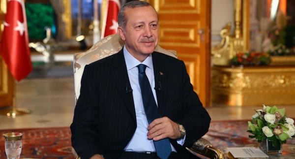 """Cumhurbaşkanı Erdoğan: """"Neredeyse sahada yerli futbolcu yok"""""""