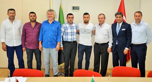 Denizlispor, Anıl Taşdemir'in sözleşmesini uzattı